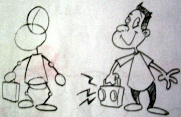 卡通人物帮你判断儿童心理问题