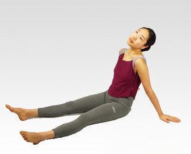 局部v局部手臂瘦瘦腿又瑜伽怎么瘦大手臂图解图片